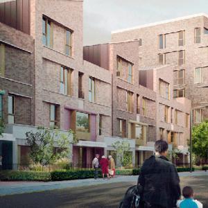 Brixton Green Somerleyton Rd design