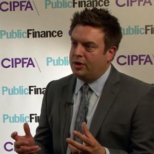 Chris Dobson of Capita
