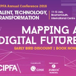 CIPFA Annual Conference 2018