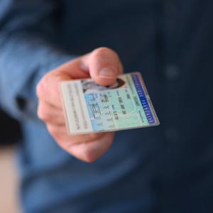 French ID card