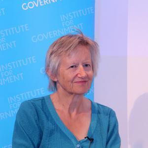 Jill Rutter, IFG