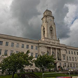 Barnsley Town Hall_Alamy