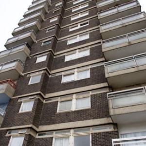 council flats KESTEVAN