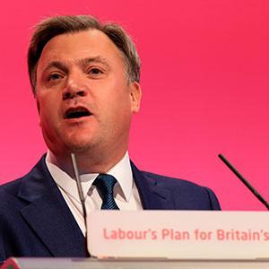 Ed Balls at Labour 2014