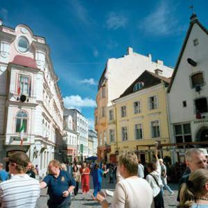 Estonia international Photo: Eyevine