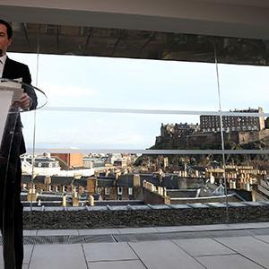 George Osborne_ Edinburgh