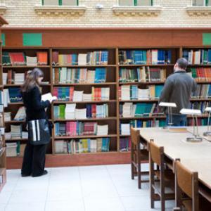 Library---SHUTTERSTOCK