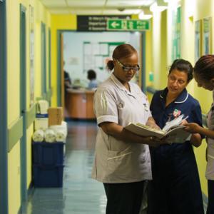 Nurses, Photo: Alamy