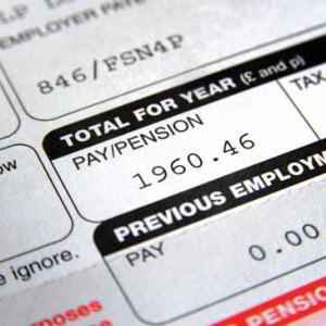 Pensions, Photo: Alamy