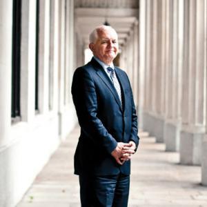 Tony Redmond, Photo: Kesteven