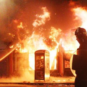 August riots
