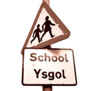 School/Ysgol Alamy