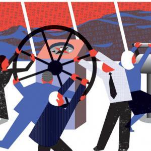 Steering clear of debt