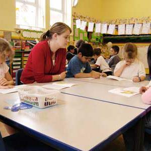 Classroom Photo: Alamy