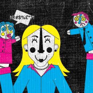 Handling conflict, Illustration: Natalie Wood