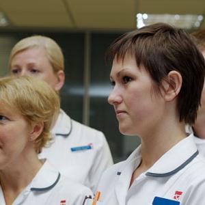 NursesALAMY