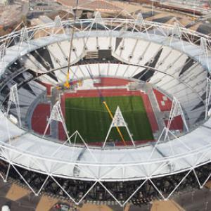 Olympic stadium: LOCOG