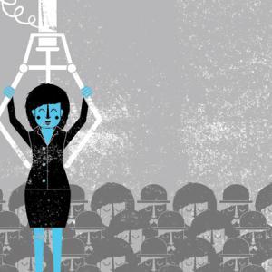 recruitability, Illustration: Nathalie Wood
