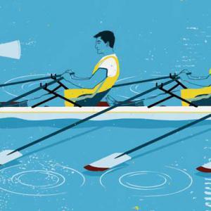 rowing coaching MARK SMITH