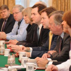Osborne in Cabinet