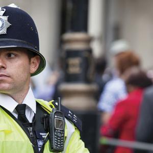 Metropolitan Police officer - photo: iStock
