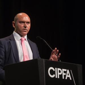 Jim Mackey at CIPFA 2017