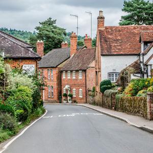 Surrey village