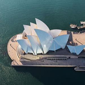 Sydney Opera House HAMILTON LUND