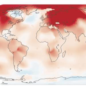 Global warming - image: Nasa