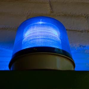 Blue light ISTOCK