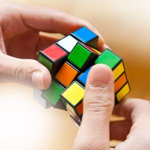 Rubik's cube ISTOCK