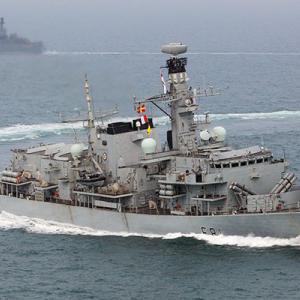 MoD frigate