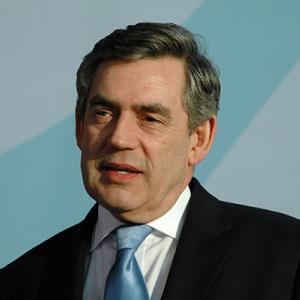 Gordon Brown Shutterstock
