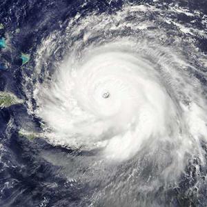 Storm Irma. Credit: Antti Lipponen