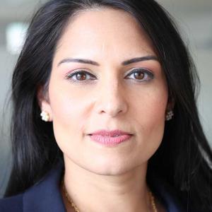 Priti Patel, secretary of state for international development. Credit: DFID