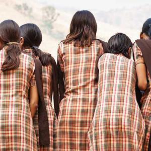 India school girl