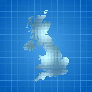 UK digital map