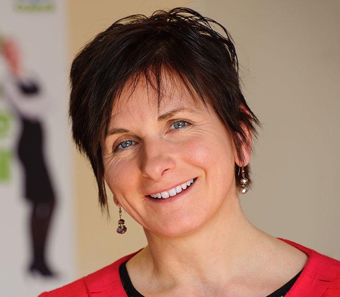 Donna Hall, chief executive, Wigan