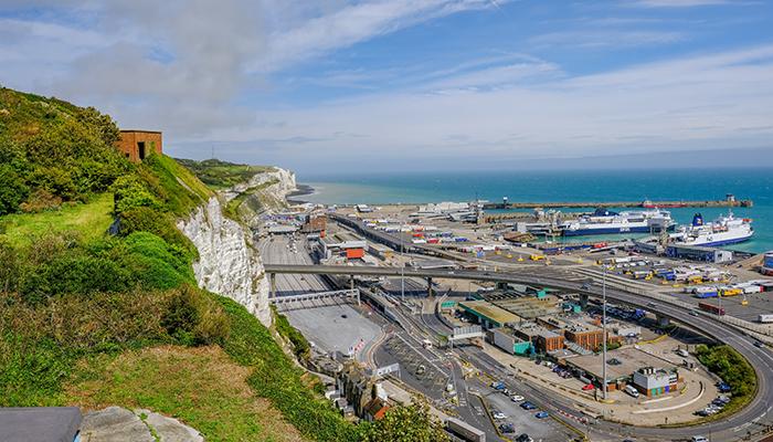 Dover port