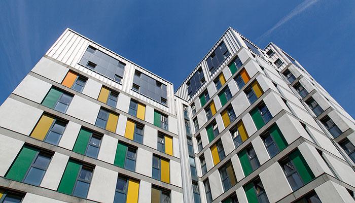 high-rise cladding