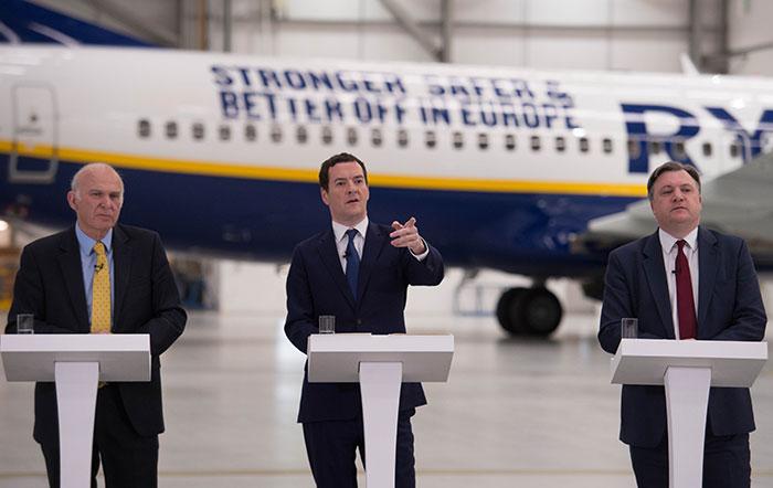 Osborne Brexit speech