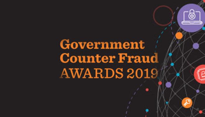 govt counter fraud awards