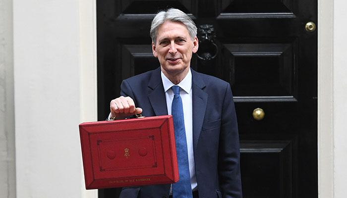 Philip Hammond 2017 spring budget